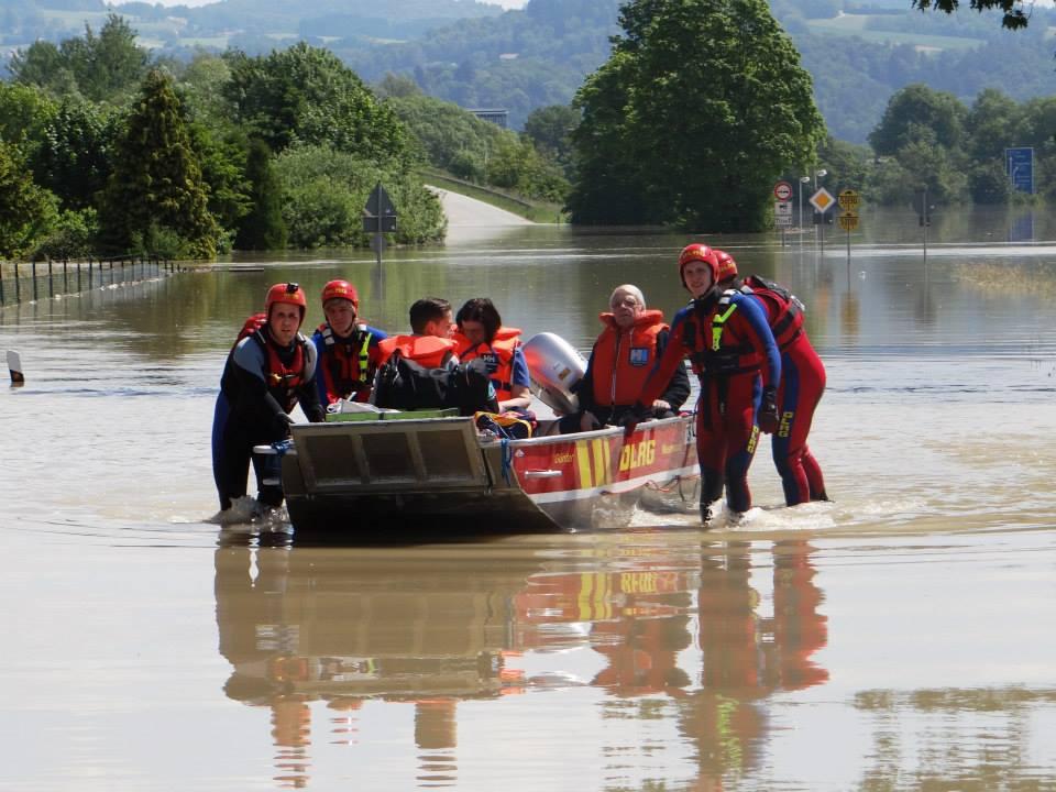 Hochwasserhilfe Bayern